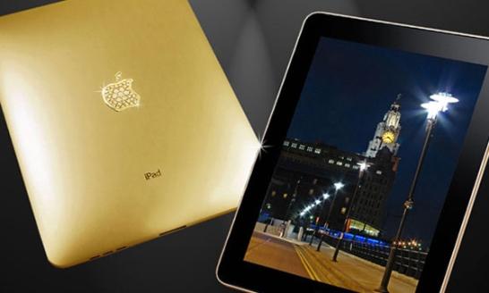 El iPad 2 más caro del mundo