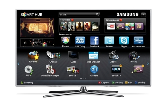 Samsung Electronics revoluciona la forma de ver televisión con su nuevo Smart TV
