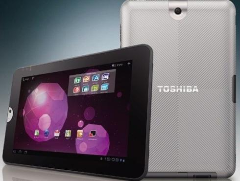 Regza AT300: El tablet Honeycomb de Toshiba