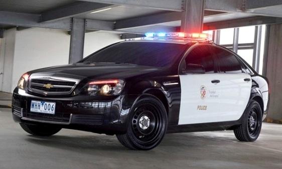 Chevy Caprice PPV: El nuevo auto de la policía de Los Angeles