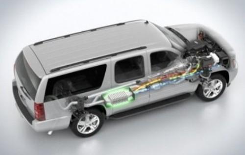 General Motors: Instalara en sus futuros coches un sistema para reciclar el calor