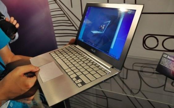 ASUS presenta el UX21, el nuevo rival para el MacBook Air