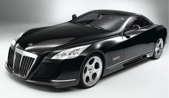 Maybach Exelero: El auto más caro del mundo