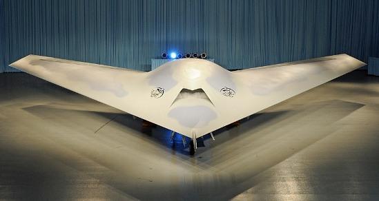 Phantom Ray: Avión militar sin piloto invisible al radar