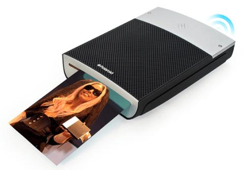 Polaroid: Impresora inalámbrica portátil