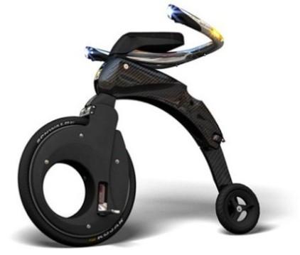 YikeBike: Presenta un nuevo modelo de su ciclomotor más asequible