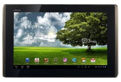 Android 3.1 llegará a más tablets en Junio