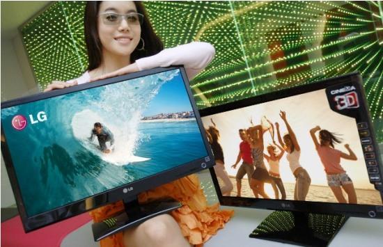 LG D41P y D42P: Nuevos Monitores 3D de LG