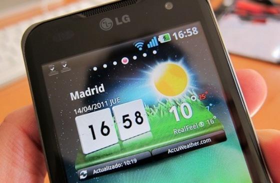 LG Optimus 2x el primer móvil con doble núcleo