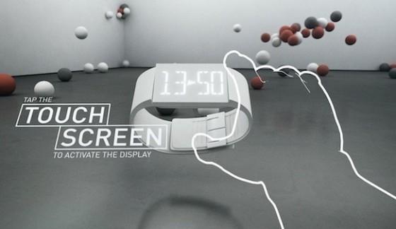 Mutewatch: Un moderno Reloj disfrazado de Pulsera