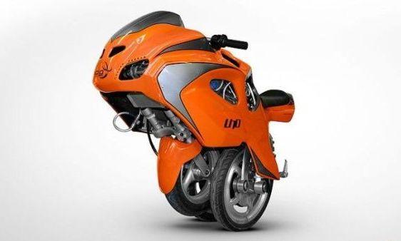 Uno III de BPG Motors: Una motocicleta de tres ruedas