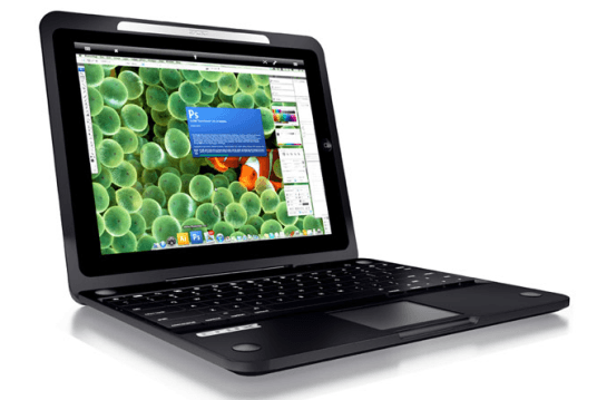 Crux Loaded añade teclado y trackpad para el iPad