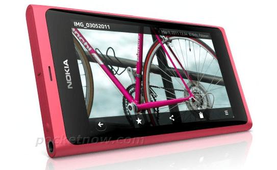 Nokia N9, un posible adelanto de lo que vendrá
