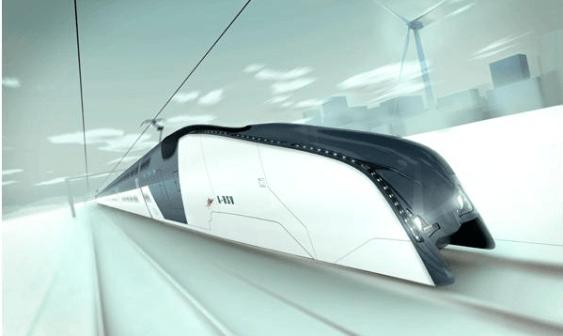 HASSEL Concept Train: El Tren eléctrico del futuro