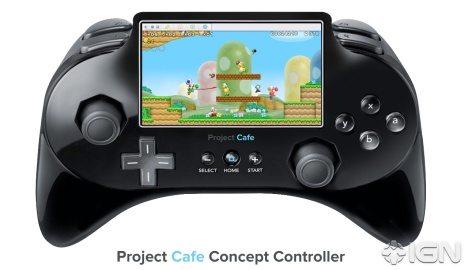 """Diario japonés confirma un mando con pantalla táctil de 6"""" para el Wii 2"""
