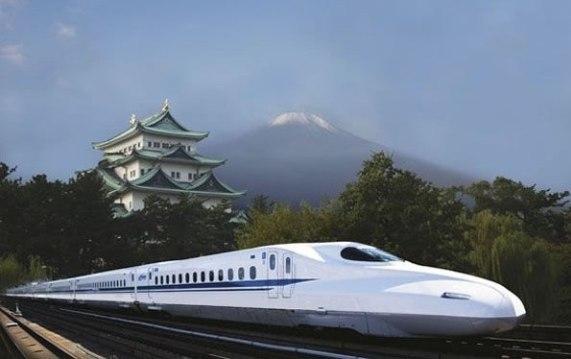 Harmony, Nuevo servicio ferroviario de lujo de alta velocidad en territorio Chino