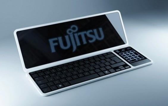 El Lifebook de Fujitsu, un dispositivo tecnológico del futuro