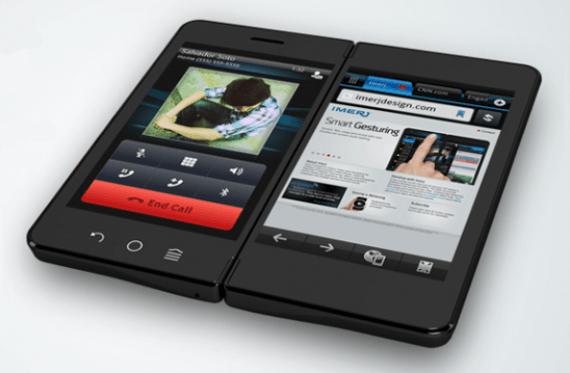 SmartPad, un híbrido smartphone-tablet con Android