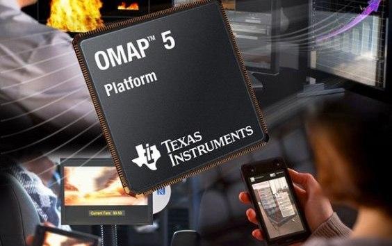 Texas Instruments anuncia nuevo chip OMAP4470 para dispositivos móviles