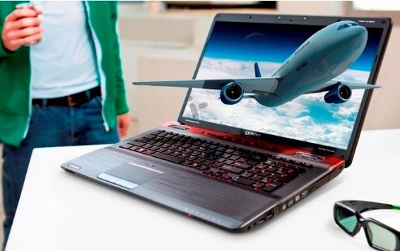 Toshiba Qosmio X770 y X7703D, ahora en versión con pantalla 3D