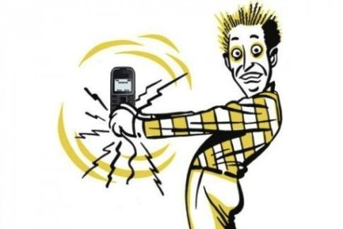 India: Hombre fallece a consecuencia de la descarga eléctrica de su teléfono móvil