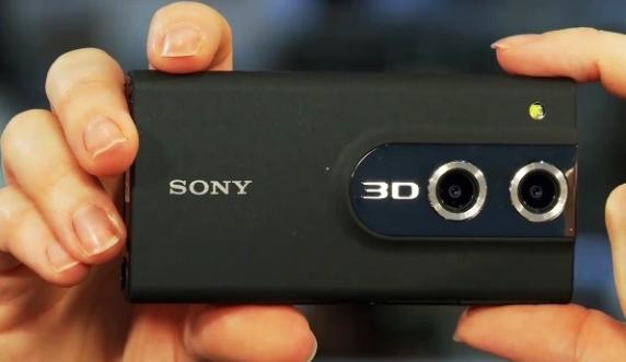 Sony lanza primer concurso mundial de fotografía y video en 3D