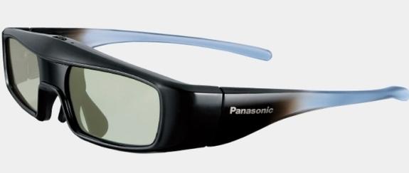 Panasonic lanza los lentes 3D más livianos del mundo