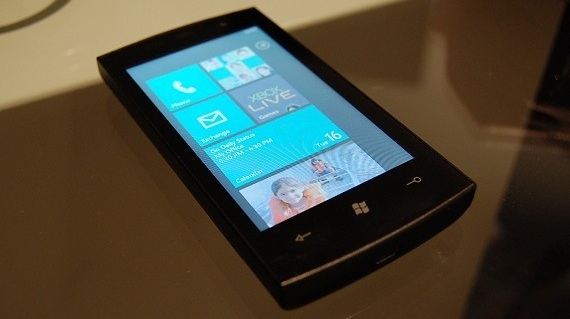 Microsoft y su proyecto secreto de Windows Phone