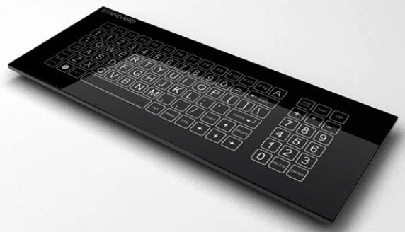 """Keyboard """"ABC"""": Un teclado muy atractivo"""