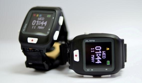 BPro® de HealthSTATS: Dispositivo tipo Reloj que mide la presión arterial