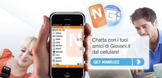 Nimbuzz: Todas tus redes sociales reunidas en tu teléfono móvil