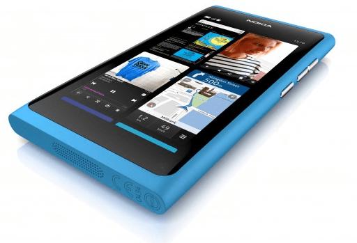 Nokia N9: Nuevo Smartphone con un diseño futurista