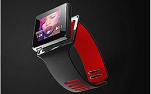 Motorola estaría preparando un reloj-reproductor de MP3 similar al iPod Nano