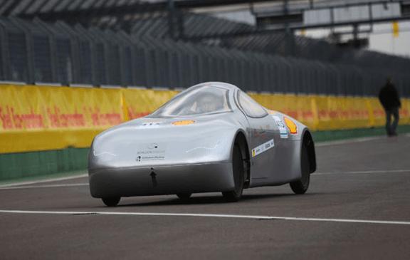 Schluckspecht E: Bate el récord mundial de distancia para autos eléctricos