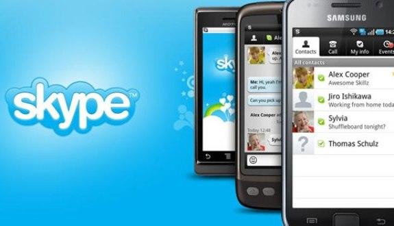 Skype para Android ahora compatible con 17 dispositivos más