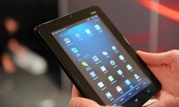 Vizio: Una Tablet económica de venta en todo el mundo a US$300