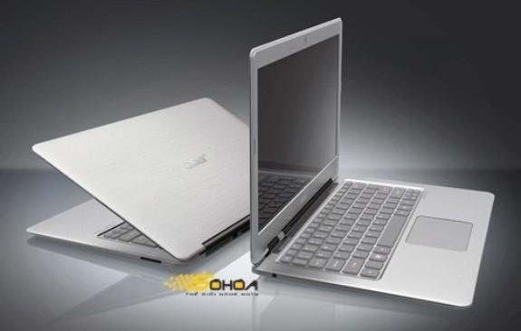 Acer Aspire 3951: Una netbook  ultraligero que podría llegar en octubre