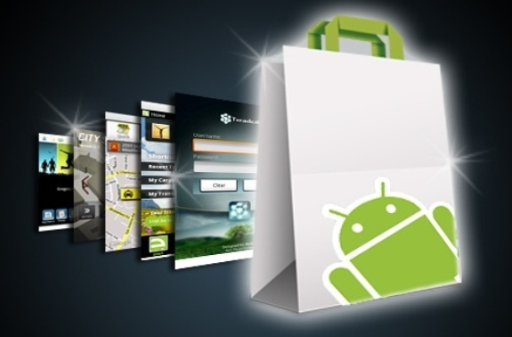 Android: Las descargas apps sobrepasaran pronto las 100 mil millones