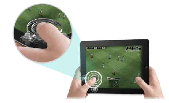 Logitech Joystick para iPad