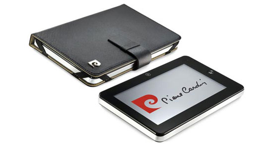 Pierre Cardin Tablet PC-7006 y un toque de distinción en una nueva tablet androide