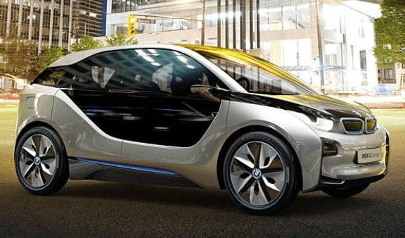 BMW i3 Concept, el coche eléctrico de BMW para la gran metrópoli