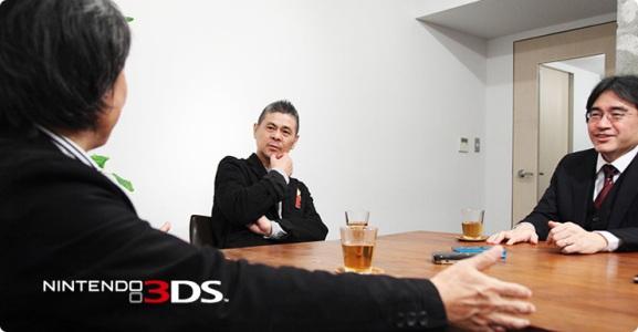 Nintendo 3DS contará con grabación de vídeo en formato 3D
