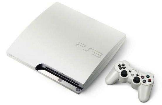 Sony lanzará una PS3 de color blanco para Europa y Australia