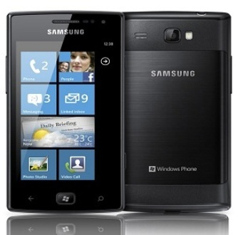 Nuevo Smartphone Omnia W de Samsung con Windows Phone y pantalla Super AMOLED