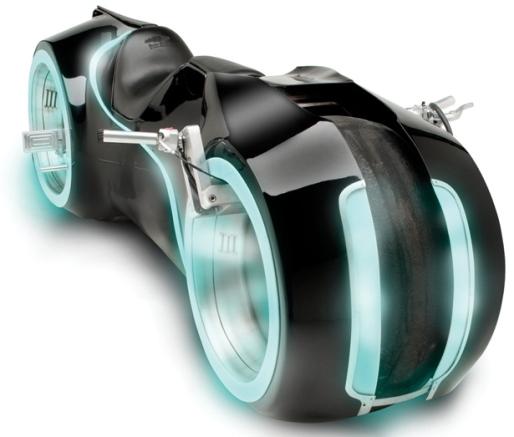 La moto eléctrica de Tron ya es una realidad y transita por las calles