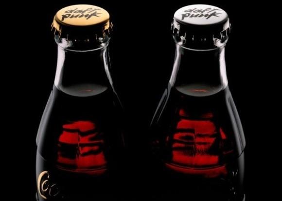 Coca Cola X Daft Punk: Dos nuevas botellas para beneplácito de fanáticos y coleccionistas