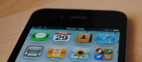 El iPhone 4 de 8 GB se encuentra listo para su venta