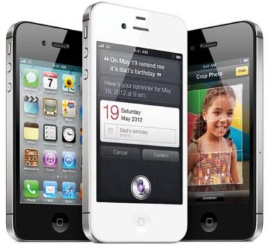 iPhone 4S logra un millón de reservas en sus primeras 24 horas