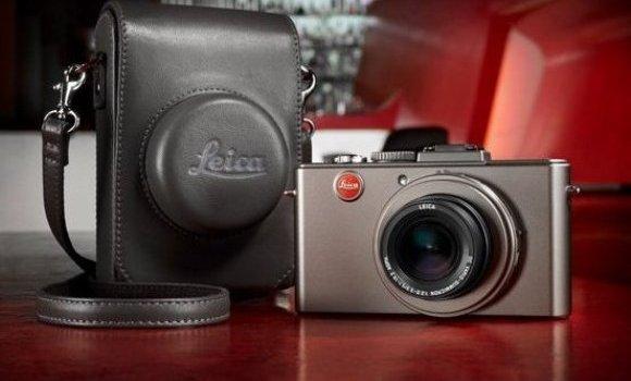 Leica D-Lux 5: Cámara fotográfica confeccionada en titanio