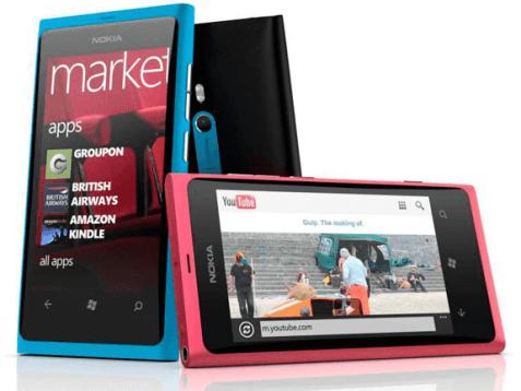 Nokia presenta su nuevo Smartphone Nokia Lumia 800
